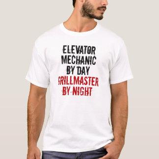 Grillmaster Elevator Mechanic T-Shirt