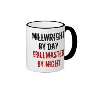 Grillmaster Millwright Ringer Mug