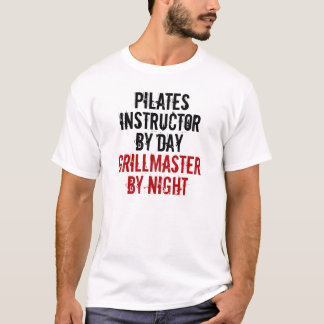 Grillmaster Pilates Instructor T-Shirt