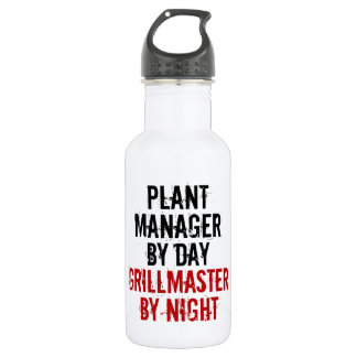 Grillmaster Plant Manager 532 Ml Water Bottle