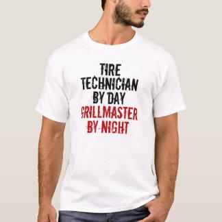 Grillmaster Tire Technician T-Shirt