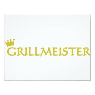 Grillmeister icon invite