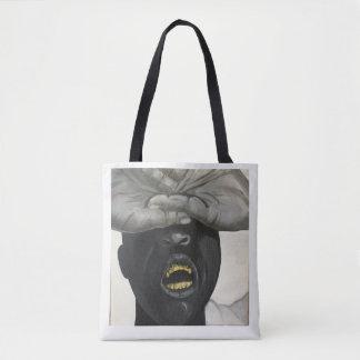 Grillz Tote Bag
