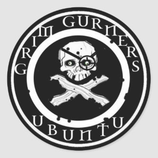 Grim Gurner Sticker