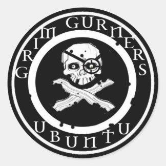 Grim Gurner Sticker