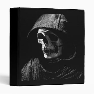 Grim Reaper 3 Ring Binder