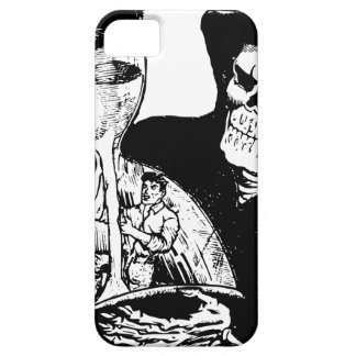 Grim Reaper and Man Case For The iPhone 5