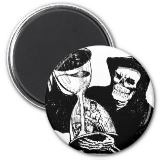 Grim Reaper and Man Magnet