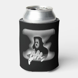 Grim Reaper Death Can Bottle Cooler