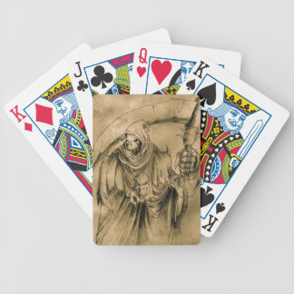 Grim Reaper Death Poker Deck