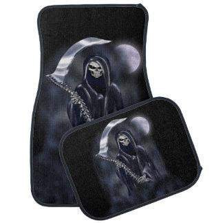 Grim Reaper Floor Mat