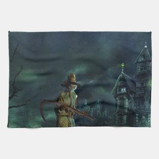 Grim Reaper Kitchen Towels