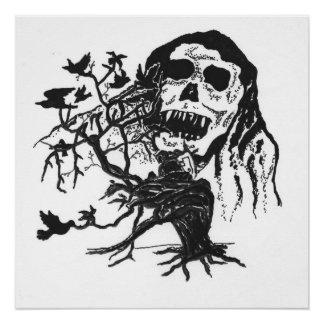 Grim Reaper Perfect Poster
