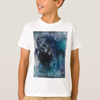 Grim Reaper Skeleton Tee Shirt