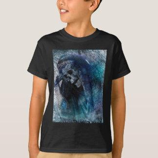 Grim Reaper Skeleton Tee Shirts