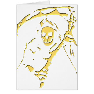 Grim Reaper T-Shirts and Gifts! Card