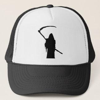 Grim Reaper Trucker Hat