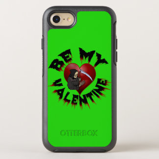 Grim Reaper Valentine OtterBox Symmetry iPhone 8/7 Case