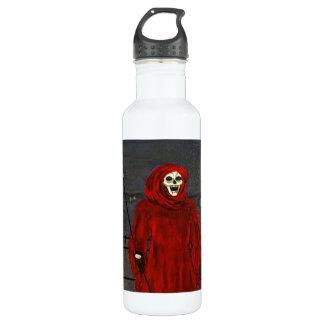 Grim Reaper water bottle