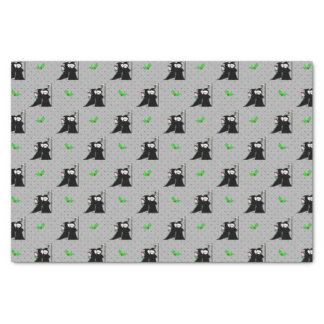 Grim Reapers Holiday Kiss of Death Tissue Paper