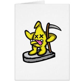 Grim Star Card