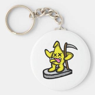 Grim Star Keychain