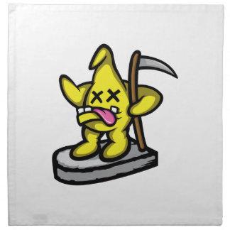 Grim Star Napkin
