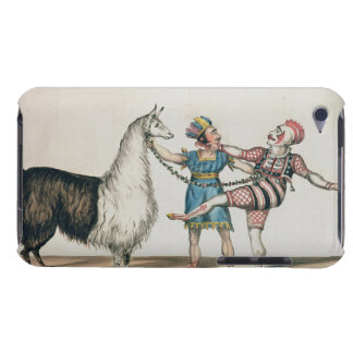 Grimaldi and the Alpaca, in the Popular Pantomime iPod Touch Case