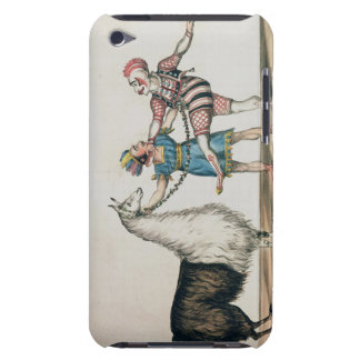 Grimaldi and the Alpaca, in the Popular Pantomime Barely There iPod Cases