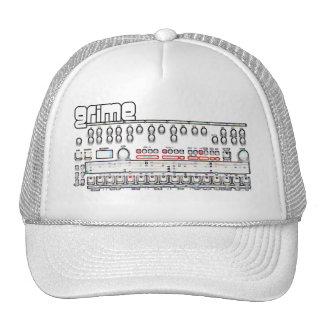 Grime Mesh Hat