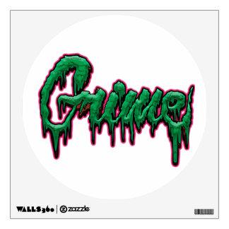 Grime Sticker
