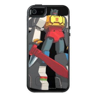 Grimlock 1 OtterBox iPhone 5/5s/SE case