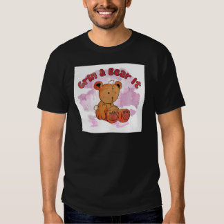 grin and bear it shirts