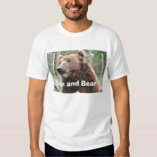 Grin and Bear it Tshirt