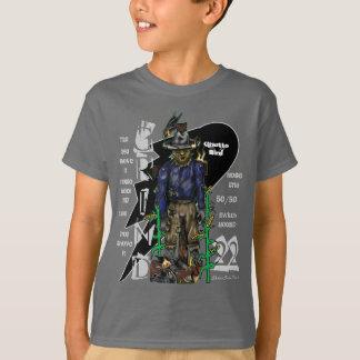 grind skateboard clothing sport logo T-Shirt