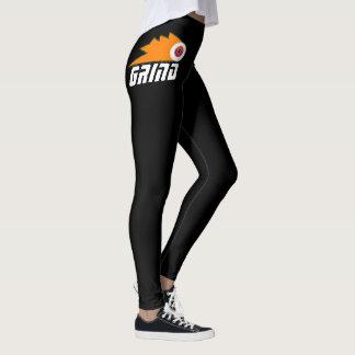 grind skateboard clothing sports logo leggings
