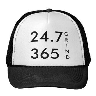 Grind Time 24.7 - 365 Trucker Hat