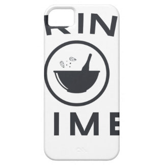 GRIND TIME iPhone 5 COVER
