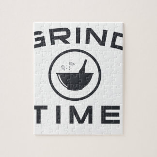 GRIND TIME JIGSAW PUZZLE