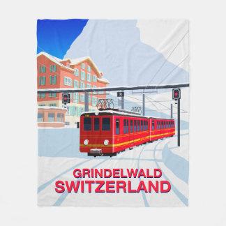 Grindelwald Ski Blanket