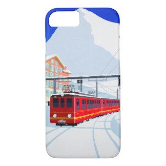 Grindelwald Ski Resort Phone Sleeve Case-Mate iPhone Case