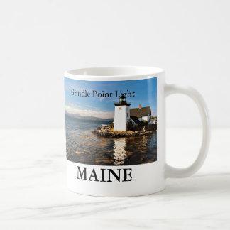 Grindle Point Light, Maine Mug