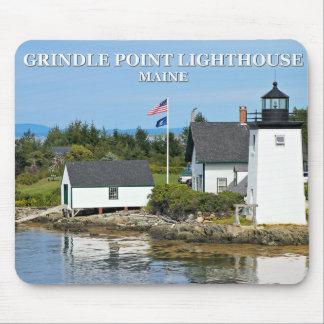 Grindle Point Lighthouse, Maine Mousepad