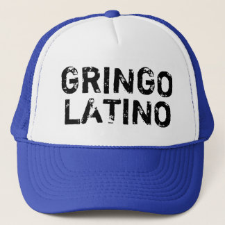 """GRINGO LATINO"" Men's Trucker Hat"