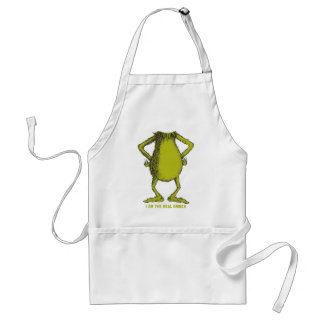 gringo with no head standard apron