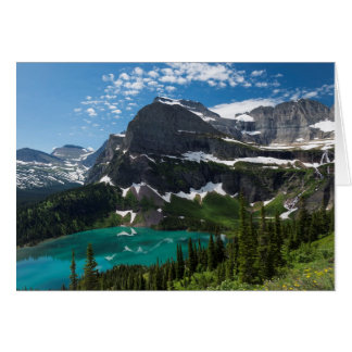 Grinnell Lake Card