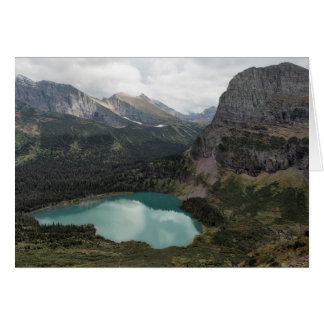 Grinnell Lake No. 2 Card