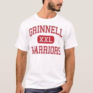 Grinnell - Warriors - High - Grinnell Kansas T-Shirt