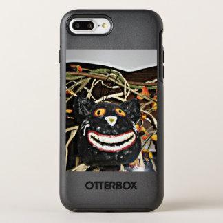 Grinning Black Cat OtterBox Symmetry iPhone 8 Plus/7 Plus Case