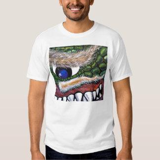 Grinning Dragon by Doug LaRue T-shirt